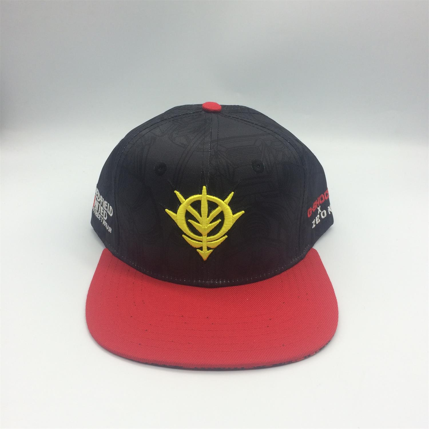 Professional OEM fashion 3d embroidery wholesale baseball cap hats and snapback cap custom logo