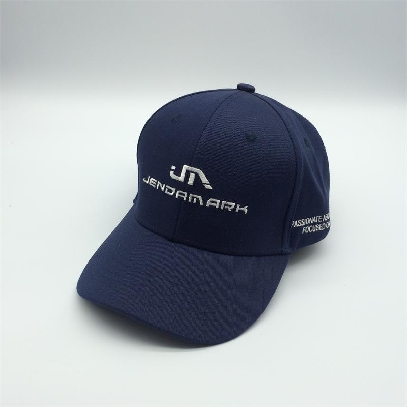 Professional OEM fashion embroidery wholesale baseball cap hats and snapback cap custom logo